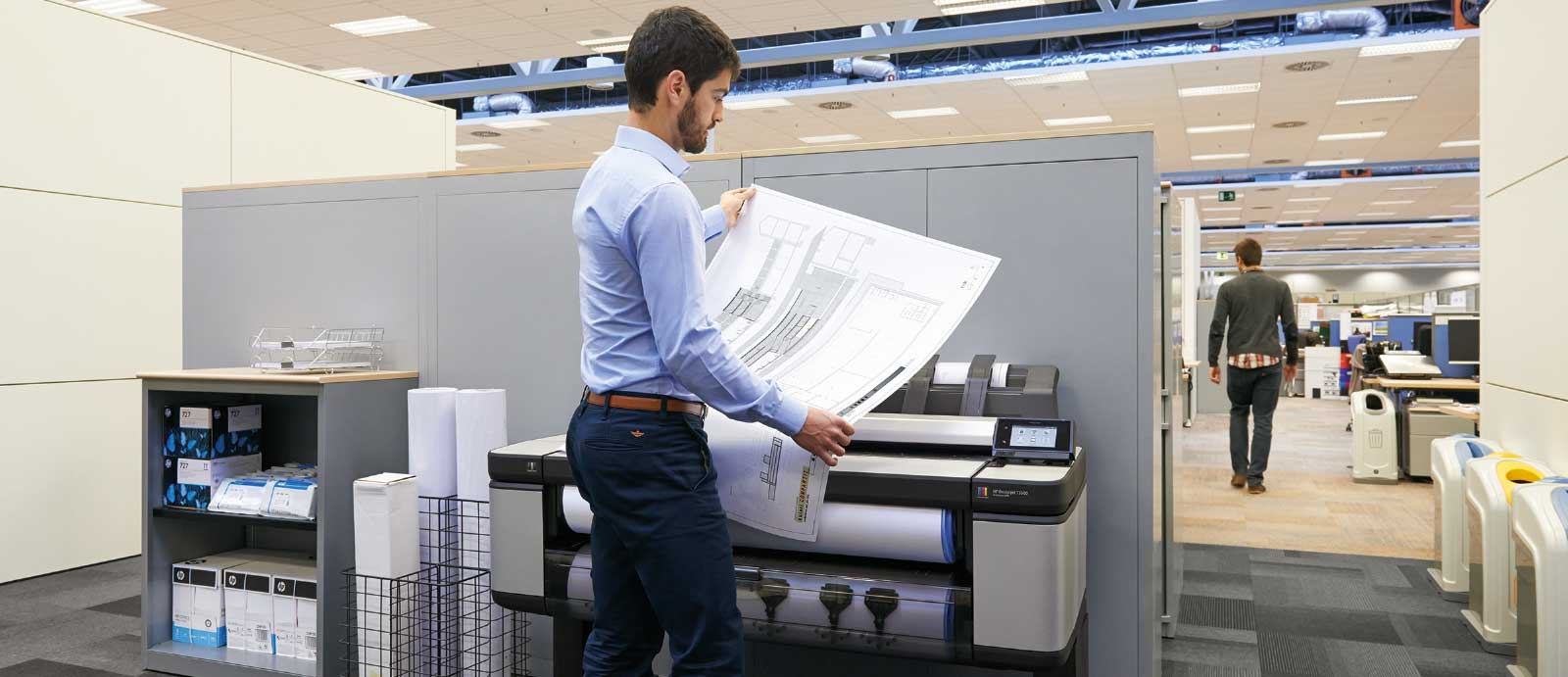 Authorized Dealer of HP Wide Format Equipment