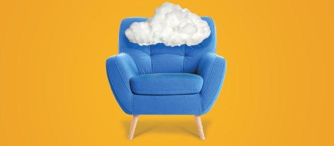 cloud-on-chair